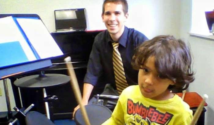 Drum Lessons: article image