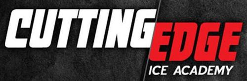 Cutting Edge Ice Academy Mobile Logo