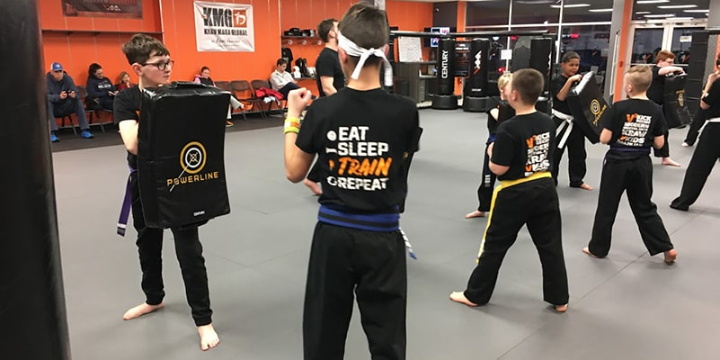 KIDS SUMMER CAMP at Quakertown Academy of MMA & Fitness (Aug 9-13)) - Partner Offer Image