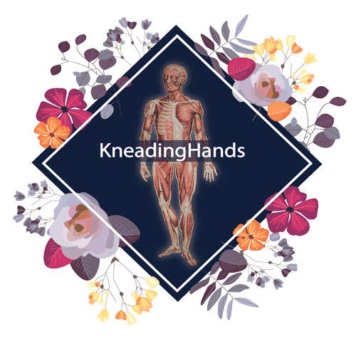 Kneading Hands Mobile Logo