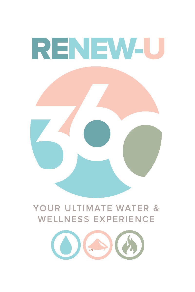 RENEW-U 360 Wellness SPA Logo