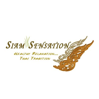 Siam Sensation Thai Massage Spa Logo