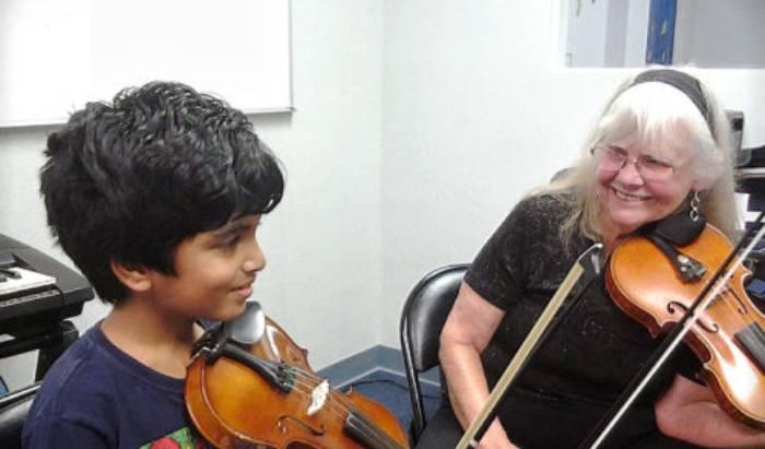 Violin Lessons: