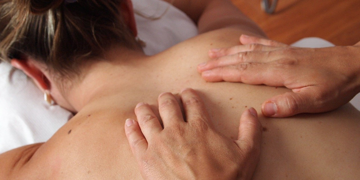 50% OFF Your First Massage - Partner Offer Image