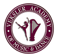 Veksler Academy of Music and Dance - Mountain View Logo