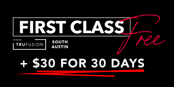 First Class Free offer image