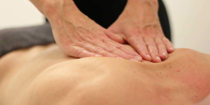 Limited Time Offer - 10% OFF Deep Tissue and Relaxation Massage offer image