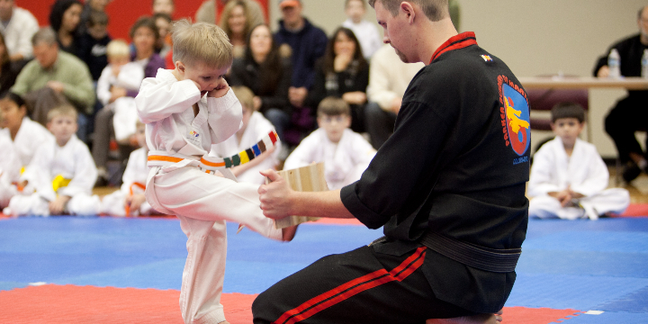 One month of Unlimited martial arts classes + Uniform for $69! - Partner Offer Image