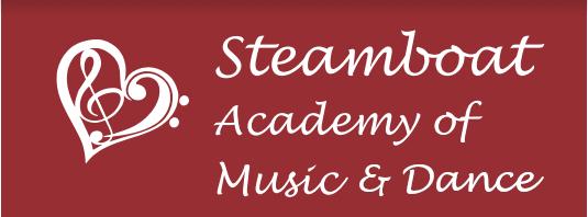 Steamboat Academy of Music & Dance Logo