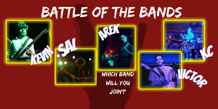 Battle of the Bands NOW ENROLLING! offer image