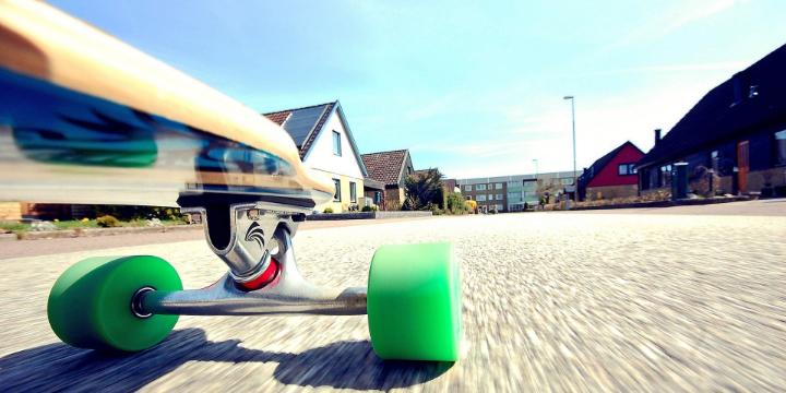 $50 OFF Your 1st Custom Skateboard! offer image
