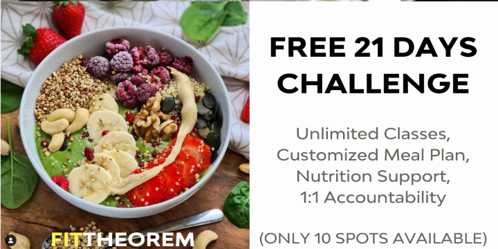 FREE 21 DAYS unlimited access passes (Value $149) - Partner Offer Image