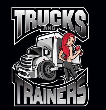Trucks & Trainers Mobile Logo