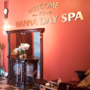 Hanna Day Spa Mobile Logo