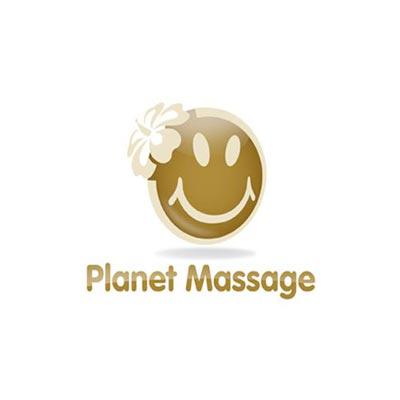 Planet Massage Logo