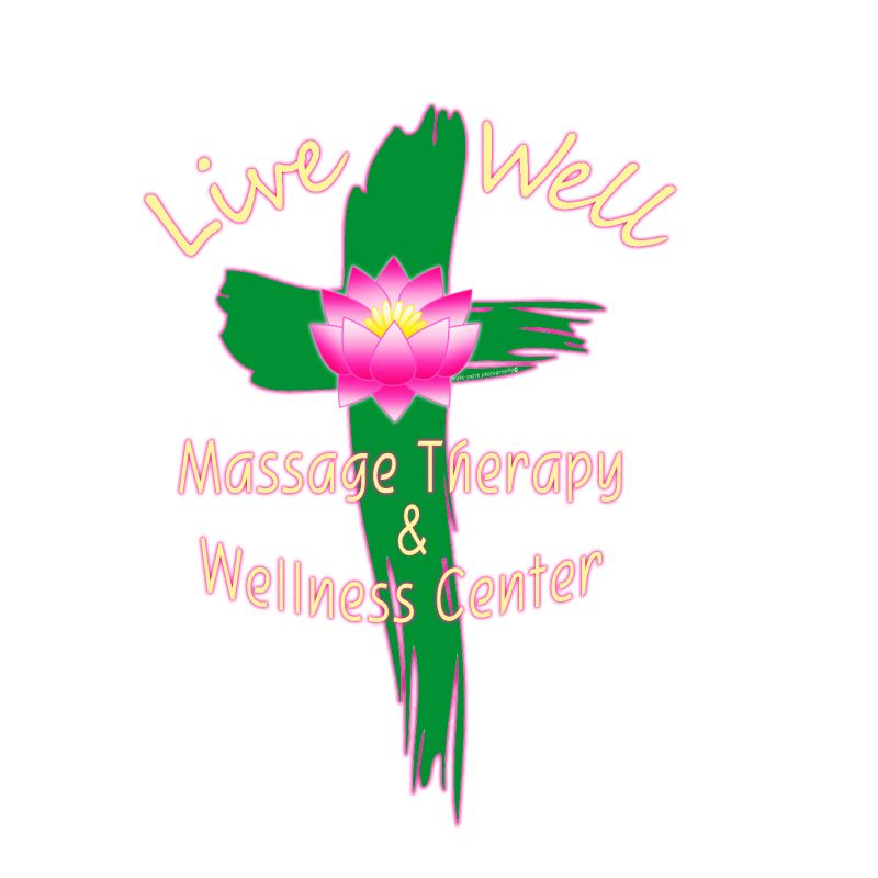 Live Well Massage Therapy and Wellness Center Logo