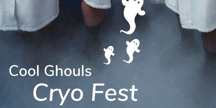 Cryo Fest $19/$29 Cryotherapy! - Partner Offer Image