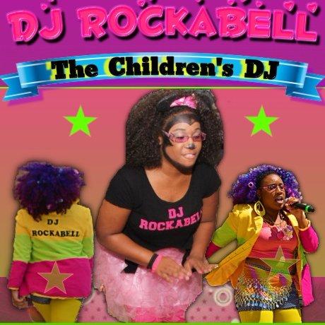 DJ RockaBell Logo
