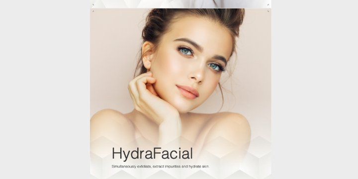 $100 Off your first Hydrafacial  offer image