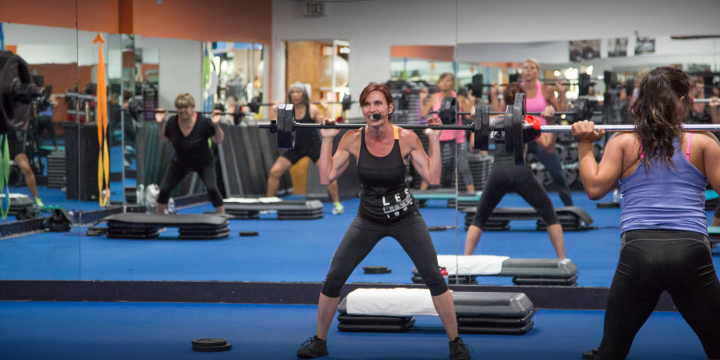 FREE Fitness class at TW FitZone offer image