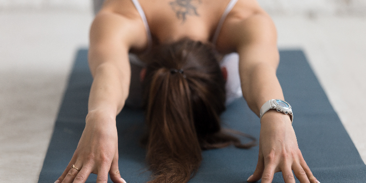 7 Day FREE Trial - Unlimited LIVE Streaming Yoga Classes! - Partner Offer Image