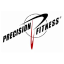 Precision Fitness Mobile Logo