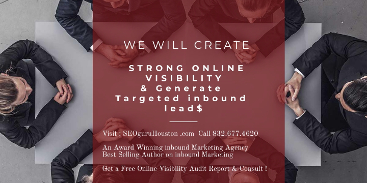 Get your Free online visibility status report for NEW leads generation ! offer image