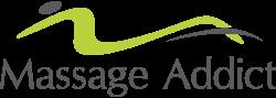 Massage Addict Southdale Logo