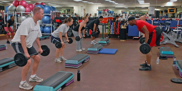 FREE PERSONAL TRAINING SESSION ($70 VALUE!) - Real Health & Fitness Center offer image