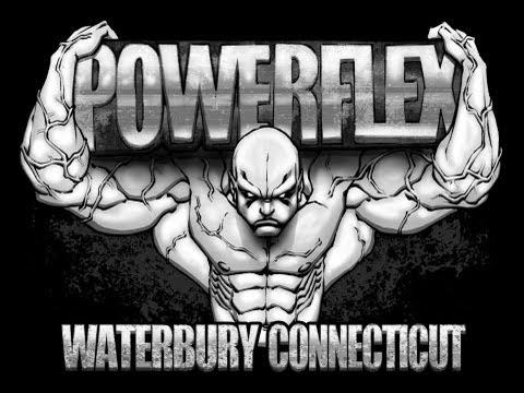 Powerflex Gym Logo