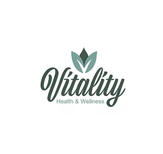 Vitality Health & Wellness Logo