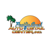 Pacific Coast Auto Detail Center, Inc. Mobile Logo