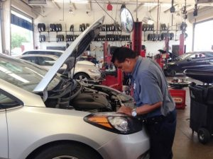 Steve S Auto Repair Inc. Logo