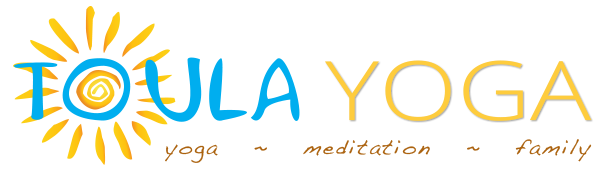 Toula Yoga Logo