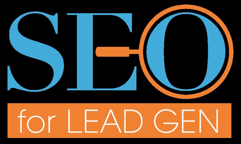 SEO for Lead Gen Logo