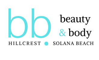 Beauty & Body Hillcrest/Solana Beach Mobile Logo