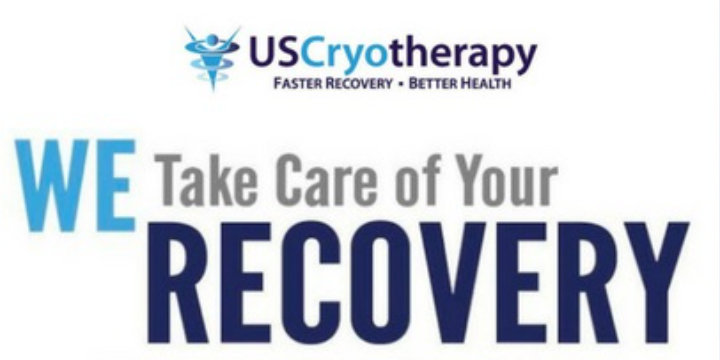 50% OFF First Cryotherapy Session offer image