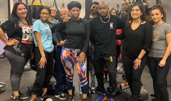 Livonia Fitness Kickboxing Classes image