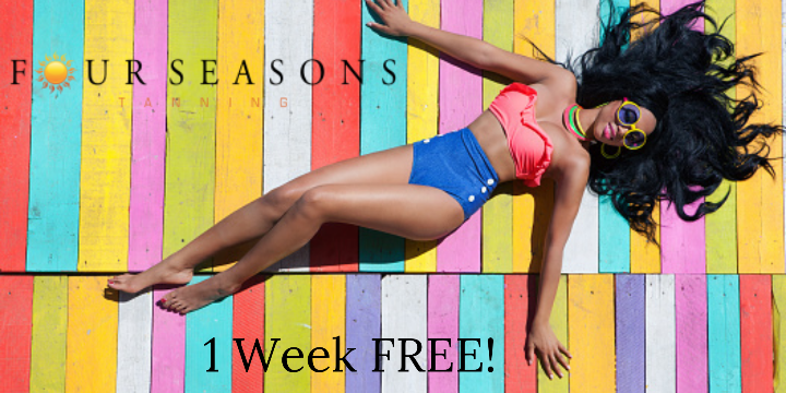 New Client Offer- Get 1 Week FREE offer image