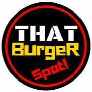 THAT Burger Spot! #2 Logo