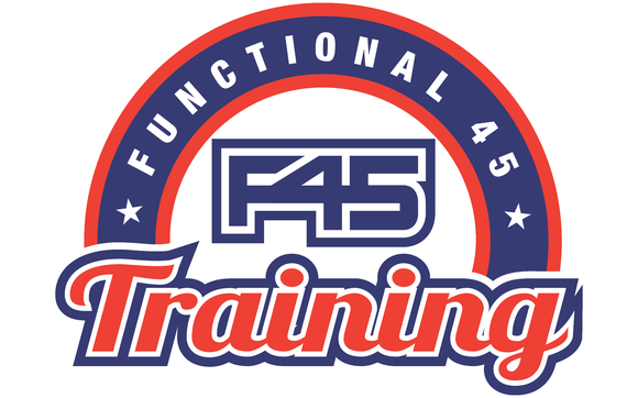 F45 Training North York Mobile Logo