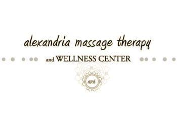Alexandria Massage Therapy Logo