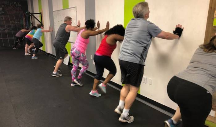 30 Minute Small Group Fitness image