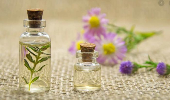 Essencial oils therapy article image