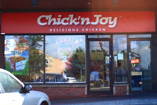 Chick-N-Joy Logo