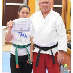 Dan Taylor Karate Training Cen Logo