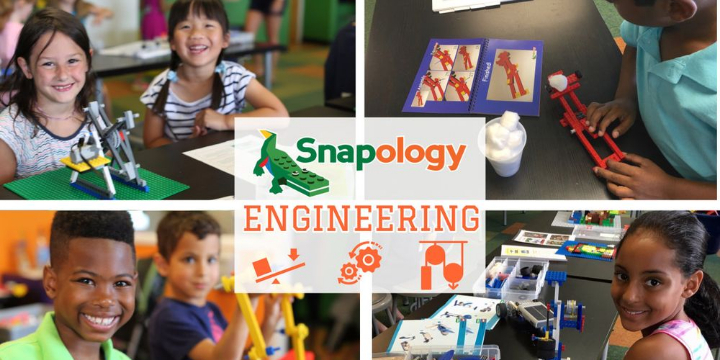 $100 OFF 4 Weeks Of Snapology Summer Camp! offer image