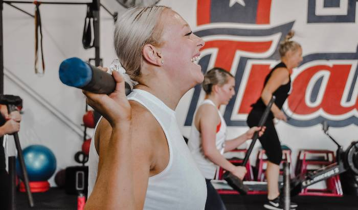 NEW TO F45