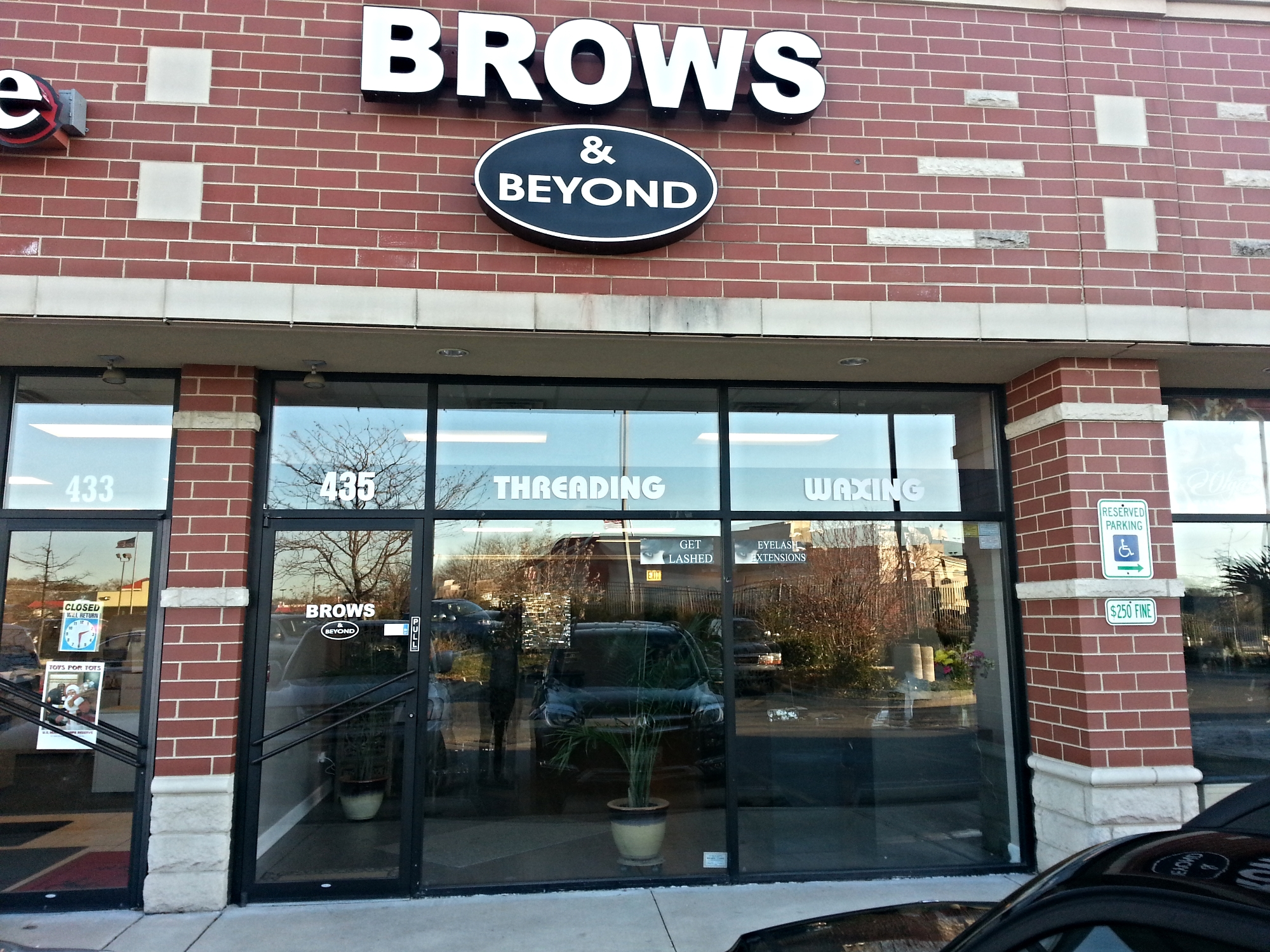 Brows and Beyond Logo