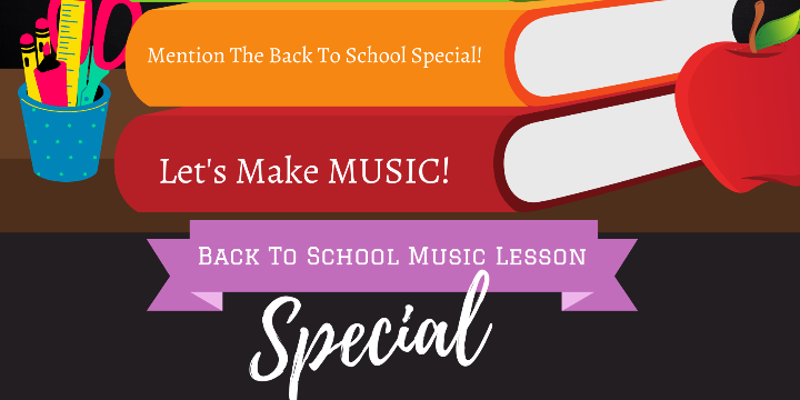 Back To School Exclusive Offer!  offer image